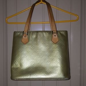 LOUIS VITTON VERNIS HOUSTON BAG